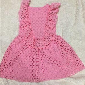 Zara girls dress casual collections